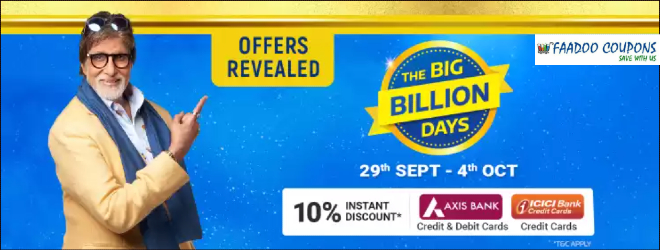 Flipkart big billion diwali sale offers 2019 flipkart mobile offers