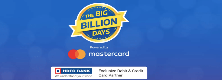 flipkart big billon day
