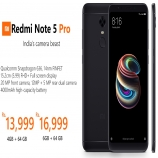 Buy Redmi Note 5 Pro [ 4GB RAM, 64GB ROM ] just at Rs 14,999 Only from Flipkart, Next Sale Date is 23rd May @ 12PM
