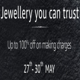 Amazon Jewellery Offers: Get Upto 50% OFF on Hallmarked Gold Jewellery with Upto 100% OFF on Making Charges, Get Extra 10% Cashback Using Amazon Pay