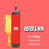 Oyo Rooms Refer And Earn Offer: Refer OYO App to your Friends and Family And Get Rs 50 Paytm Cash in Your Paytm Wallet