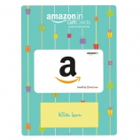 Buy Amazon.in Gift Card in Green Gift Envelope Worth Rs 3000 just at Rs 2,900 from Amazon