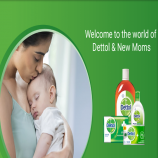 Get Free Dettol and Mom kit Worth Rs 130 From Lybrate