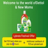 Get Dettol and Moms kit Worth Rs 130 for just Rs 4 From Lybrate