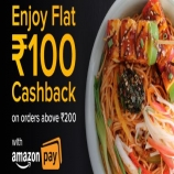 Freshmenu Coupons Offers: Get Flat 50% OFF upto Rs 300, Extra Rs 100 Cashback Via Amazon Pay
