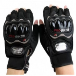 Buy Probiker Half Cut Gloves Driving Gloves (XXL, Black) at Rs 279 only from Flipkart