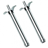 Buy GTGloptook Stainless Steel Gas Lighters Set of 2 at Rs 150 only from Amazon