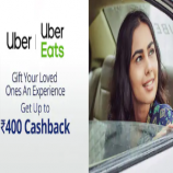 Uber Gift Card Offer: Get Flat Rs 200 Cashback On Uber Gift Card From Paytm