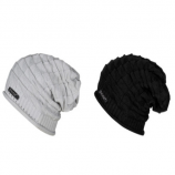 Buy NOISE Unisex Set of 2 Beanies Caps Upto 80% OFF at Rs 399 only From Myntra