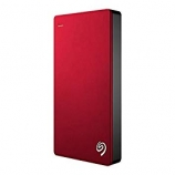 Buy Seagate Backup Plus 4 TB External Hard Disk (Red) at Rs 6494 from Tata Cliq