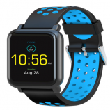 Buy Noise Unisex Blue & Black Colorfit Pro Smartwatch at Rs 2519 from Myntra, Extra Rs 100 Cashback Via Google Pay