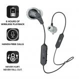 Buy JBL Black Endurance Run BT Sweat proof Wireless In-Ear Sport Headphones at Rs 1999 from Myntra