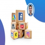 Udemy Free Digital Marketing Course-12 Courses in 1- Learn Digital Marketing Strategy, Social Media Marketing, WordPress, SEO, Digital Sale, Email, Instagram, Facebook