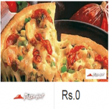 Pizza Hut Amazon Offers Instant Voucher - Get Flat 20% off at Checkout