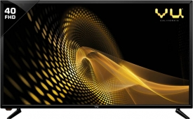 Buy Vu 102cm (40 inch) Full HD LED TV  (40D6535) just at Rs 17,499 Only + Extra 10% Instant Discount* with HDFC Bank Debit/Credit Cards