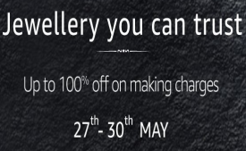 Amazon Jewellery Offers: Get Upto 90% OFF on jewellery starting just at Rs 100 only