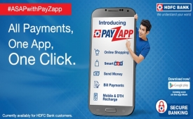 Payzapp Offers June 2018: Get Rs 25 Cashback On Rs 100 Recharge/DTH/Datacard Bill Payment