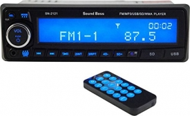 Buy Sound Boss SN-2122 Car Stereo just at Rs 599 only from Amazon