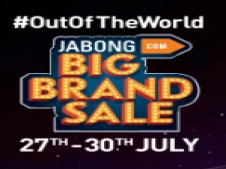 Jabong Big Brand Sale Offers- Get Upto 55-80% OFF On Men's & Women's Branded Clothing, Extra 10% OFF On HDFC Debit/Credit Cards