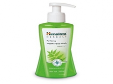 Buy Himalaya Neem Face Wash, 200ml just at Rs 109 Only from Amazon
