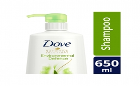 Buy Dove Environmental Defence Shampoo, 650ml just at Rs 288 only from Amazon