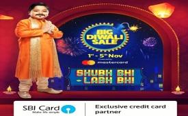 Flipkart Big Diwali Sale 1st-5th November 2018 Offers: Get Upto 90% Off Mobile Deals + Extra 10% SBI Card Discount