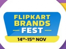 Flipkart Brand Fest Offers- Get Upto 90% Discount On Branded Products [14th To 15th Nov 2018]