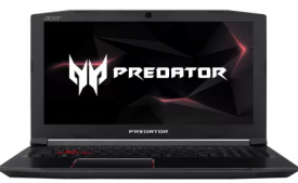 Buy Acer Predator Helios 300 Core i5 8th Gen- (16 GB/1 TB HDD/128 GB SSD/Windows 10 Home/6 GB Graphics) Gaming Laptop at Rs 79,990 only from flipkart
