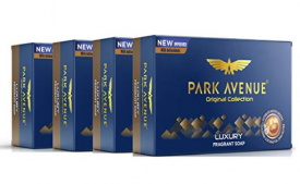 Buy Park Avenue Soap for Men, 125g (Pack of 4) at Rs. 98 from Amazon