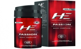 Buy HE Body Perfume, Passion, 122ml at Rs 97 only from Amazon