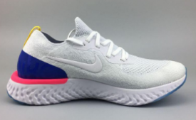 Buy Nike Epic React White Training Shoes at Rs 2080 only from Snapdeal