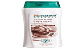 Buy Himalaya Herbals Cocoa Butter Intensive Body Lotion, 200ml from Amazon at Rs 78 Only