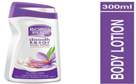 Buy Boroplus Doodh Kesar Antiseptic Lotion, 300ml at Rs 104 only from Amazon
