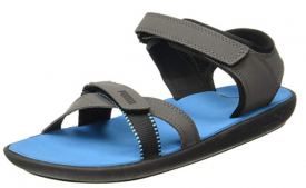 Buy Puma Unisex Pebble Sandals just at Rs 393 Only from Amazon