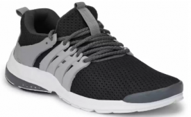 Buy Alphaboost Trendy Sneakers Sneakers For Men (Grey) at Rs 399 Only from Flipkart