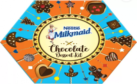 Buy Nestle Milkmaid Chocolate Dessert Kit Cocoa Powder (450 g) at Rs 97 from Flipkart