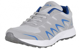 Buy Lancer Men's Mesh Sports Running Shoes at Rs 399 from Amazon