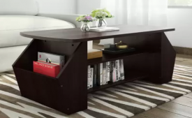 Buy Valtos Engineered Wood Coffee Table upto 80% OFF starting at Rs 1171 only