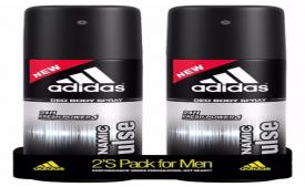 Buy ADIDAS Dynamic Pulse Combo Deodorant Spray - For Men (300 ml, Pack of 2) at Rs 190 From Flipkart
