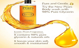 Buy Pears Pure and Gentle Shower Gel 250ml at Rs 100 from Amazon