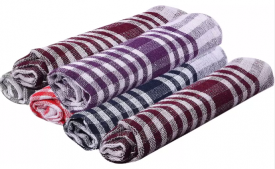 Buy Nostaljia Kitchen Towels Set Of 6 Multicolor Napkins (6 Sheets) at Rs 79 only From Flipkart