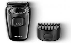 Buy Braun BT3020 Cordless Trimmer for Men (Black) just at Rs 1,099 only from Flipkart