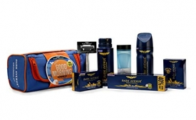Buy Park Avenue Good Grooming Kit For Men (Combo Of 8) just at Rs 341 only from Amazon