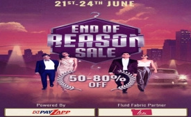 Myntra End Of Reason Sale [21st-24th June 2019]: Get Upto 50-80% OFF on Branded Fashion Products, Extra 10% OFF Via HDFC Card and PhonePe