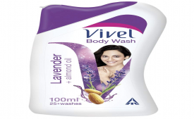 Buy Vivel Body Wash, Lavender and Almond Oil, 200ml with Free Vivel Loofah just at Rs 1 only from Amazon Pantry