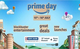 Amazon Prime Day Sale 15th-16th July 2019: Get Exclusive Offers for Prime Members on Prime Day