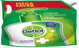 Buy Dettol Refill Original Pouch (1500 ml) at Rs 167 Only From Flipkart