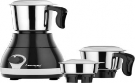Buy Butterfly Arrow 500 W Mixer Grinder (Grey, 3 Jars) at Rs 1649 only from Flipkart