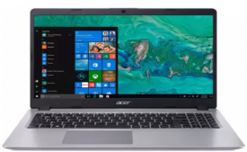 Buy Acer Aspire 5 Core i3 8th Gen- (4 GB/1 TB HDD/Windows 10 Home) A515-52 Laptop  (15.6 inch, Sparkly Silver, 1.8 kg) at Rs 25,990 from Flipkart