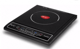 Buy Pigeon Favourite IC 1800 W Induction Cooktop (Black, Push Button) at Rs 1,254 Only from Flipkart